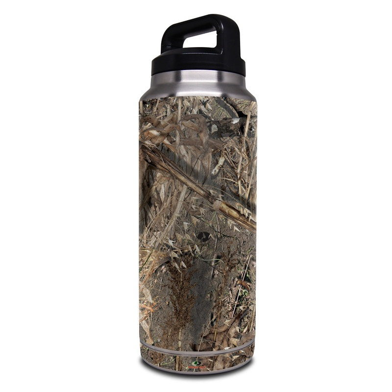 Duck Blind Yeti Rambler Bottle 36oz Skin