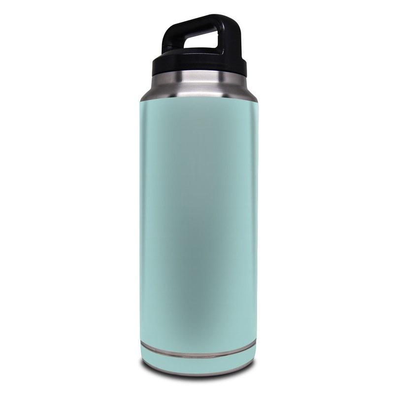 Solid State Mint Yeti Rambler Bottle 36oz Skin