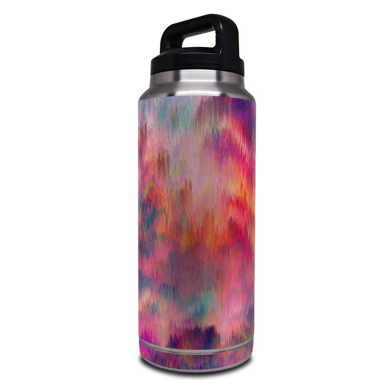 Sunset Storm Yeti Rambler Bottle 36oz Skin