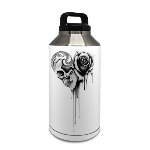 Amour Noir Yeti Rambler Bottle 64oz Skin