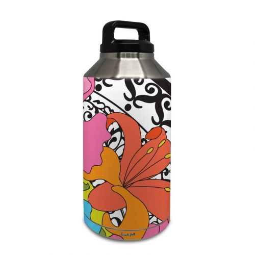 Barcelona Yeti Rambler Bottle 64oz Skin