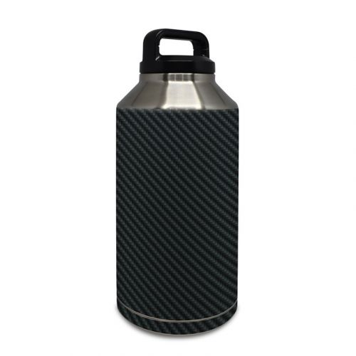 Carbon Yeti Rambler Bottle 64oz Skin