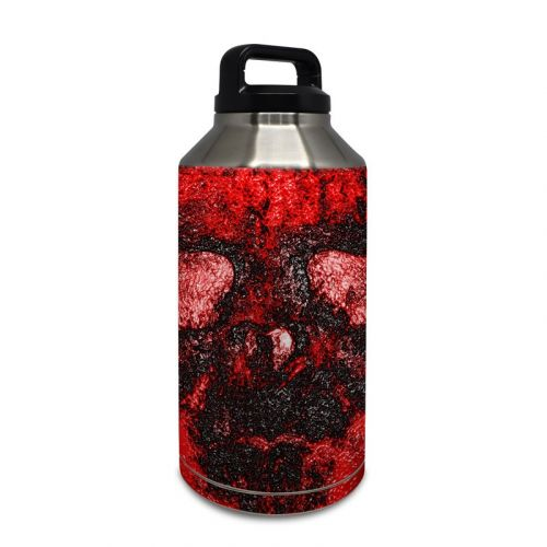 War II Yeti Rambler Bottle 64oz Skin