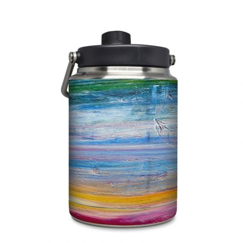 Waterfall Yeti Rambler Half Gallon Jug Skin