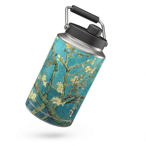 Blossoming Almond Tree Yeti Rambler One Gallon Jug Skin