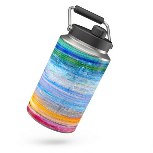 Waterfall Yeti Rambler One Gallon Jug Skin