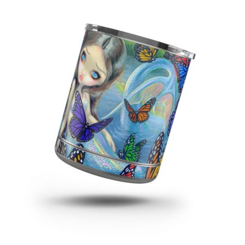 Mermaid Yeti Rambler Lowball 10oz Skin