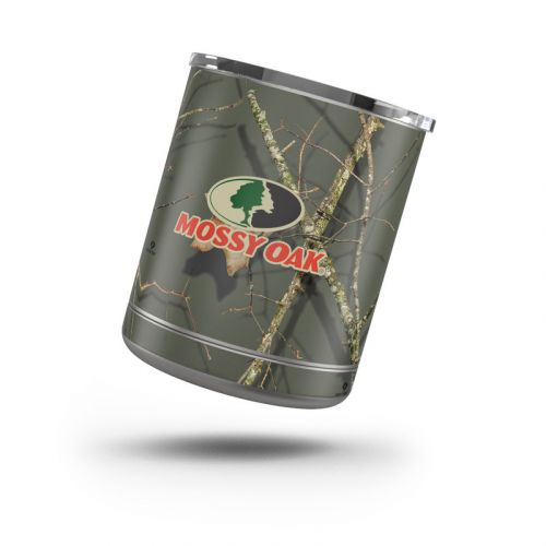 Break-Up Lifestyles Evergreen Yeti Rambler Lowball 10oz Skin