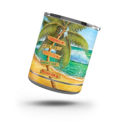 Palm Signs Yeti Rambler Lowball 10oz Skin
