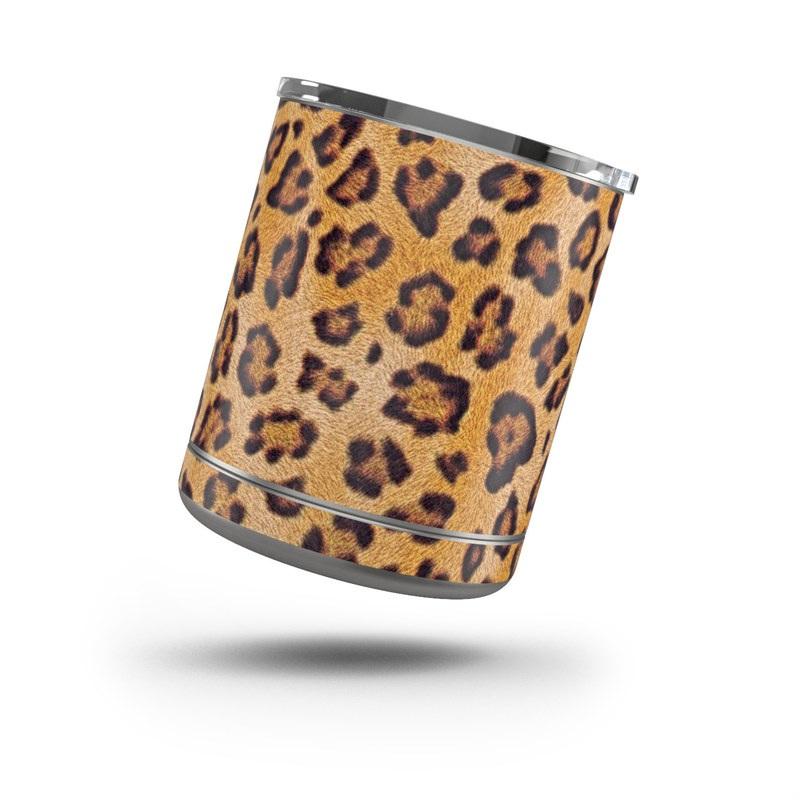 Leopard Spots Yeti Rambler Lowball 10oz Skin