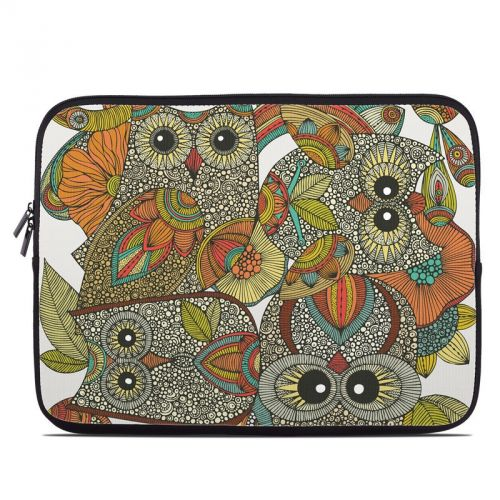 4 owls Laptop Sleeve