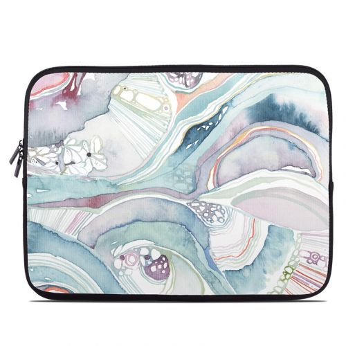 Abstract Organic Laptop Sleeve