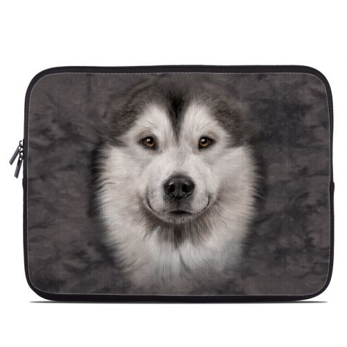 Alaskan Malamute Laptop Sleeve