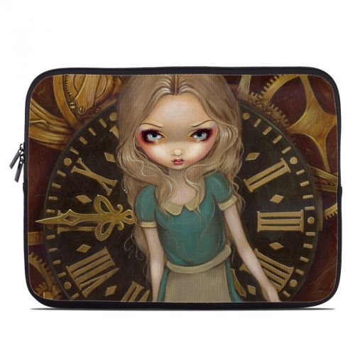 Alice Clockwork Laptop Sleeve