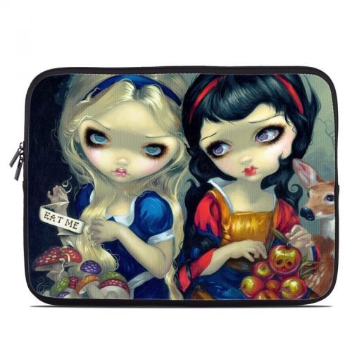 Alice & Snow White Laptop Sleeve