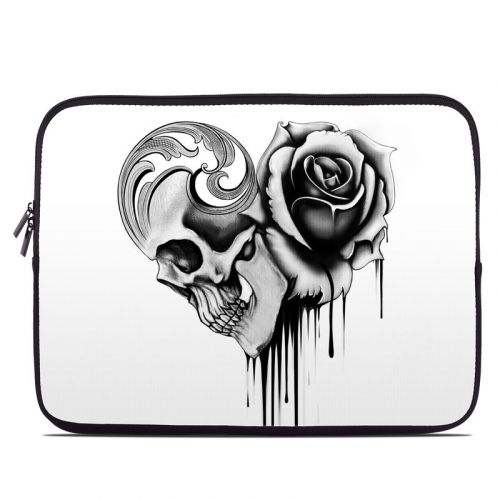 Amour Noir Laptop Sleeve
