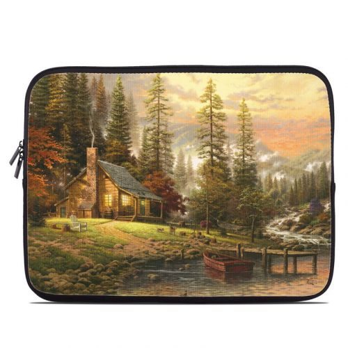 A Peaceful Retreat Laptop Sleeve