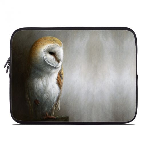 Barn Owl Laptop Sleeve
