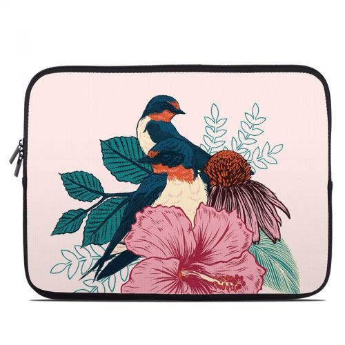 Barn Swallows Laptop Sleeve