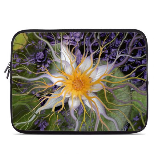 Bali Dream Flower Laptop Sleeve
