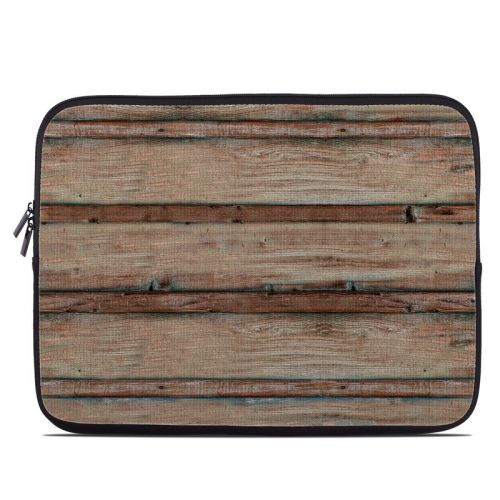 Boardwalk Wood Laptop Sleeve