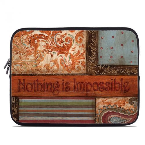 Be Inspired Laptop Sleeve