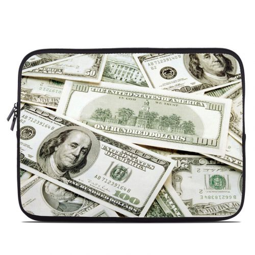 Benjamins Laptop Sleeve