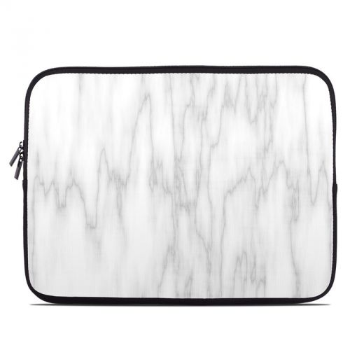 Bianco Marble Laptop Sleeve