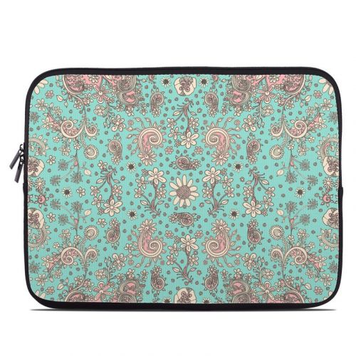 Birds Of A Flower Laptop Sleeve