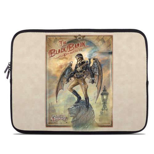 The Black Baron Laptop Sleeve