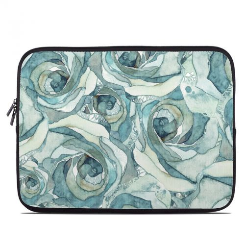Bloom Beautiful Rose Laptop Sleeve