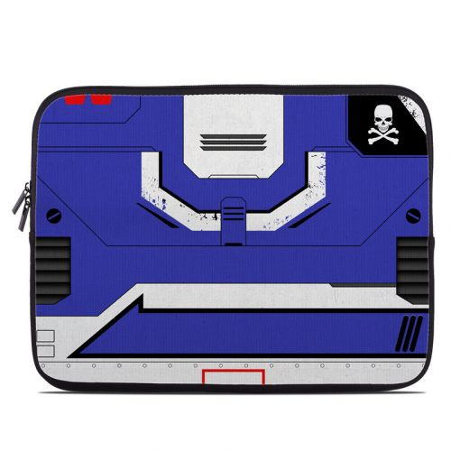 Blue Valkyrie Laptop Sleeve