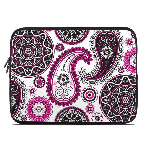Boho Girl Paisley Laptop Sleeve