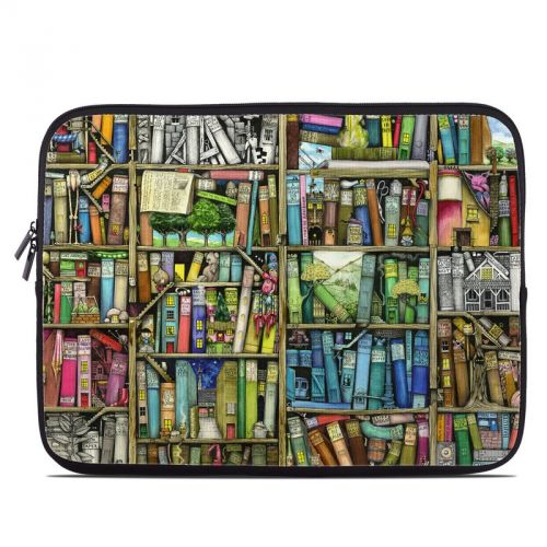 Bookshelf Laptop Sleeve