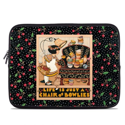 Chair of Bowlies Laptop Sleeve