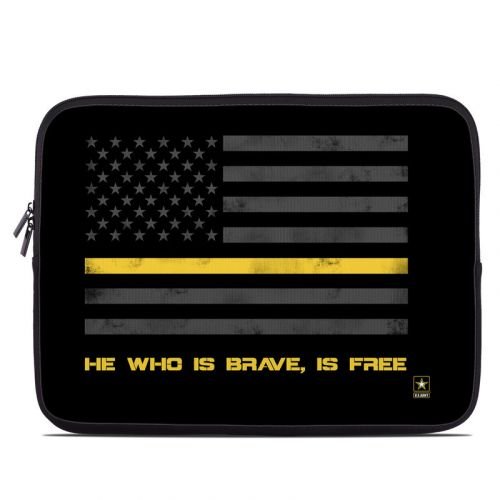 Brave is Free Laptop Sleeve
