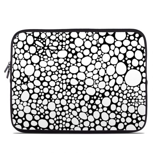 BW Bubbles Laptop Sleeve