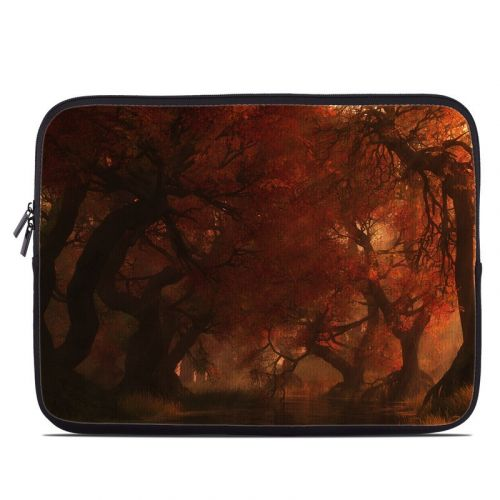 Canopy Creek Autumn Laptop Sleeve