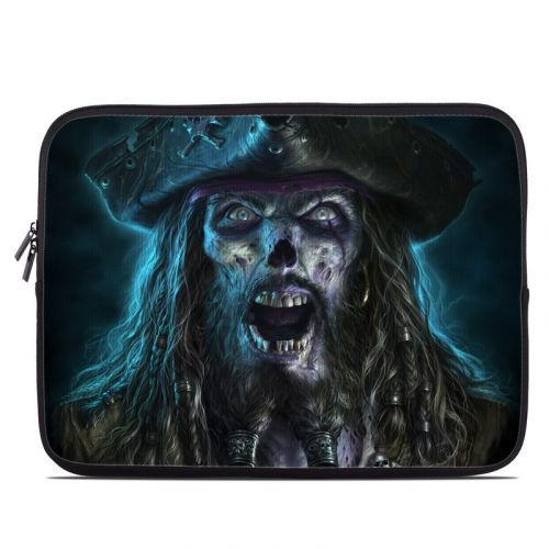 Captain Grimbeard Laptop Sleeve