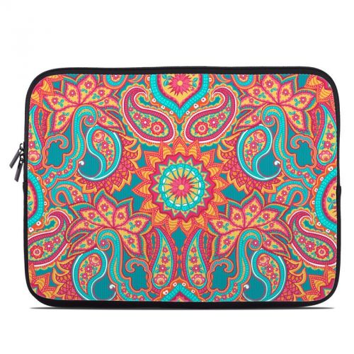 Carnival Paisley Laptop Sleeve