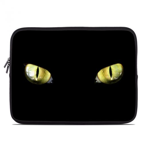 Cat Eyes Laptop Sleeve