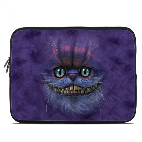 Cheshire Grin Laptop Sleeve