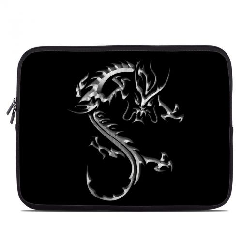 Chrome Dragon Laptop Sleeve