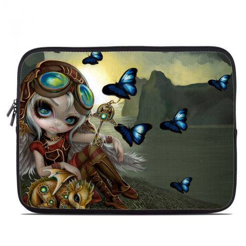 Clockwork Dragonling Laptop Sleeve