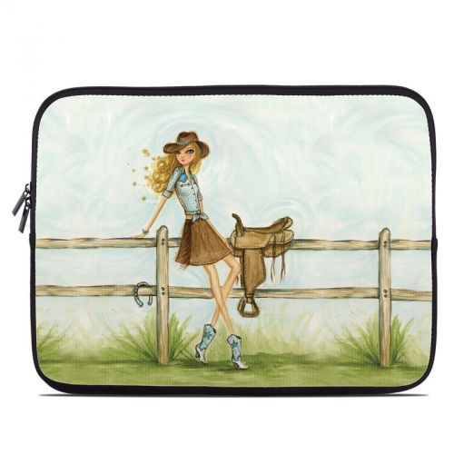 Cowgirl Glam Laptop Sleeve