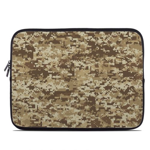 Coyote Camo Laptop Sleeve