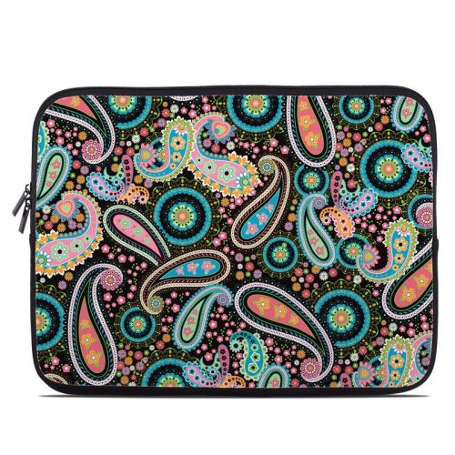 Crazy Daisy Paisley Laptop Sleeve