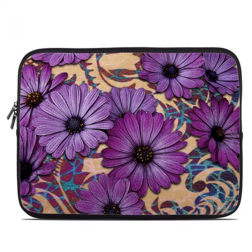 Daisy Damask Laptop Sleeve