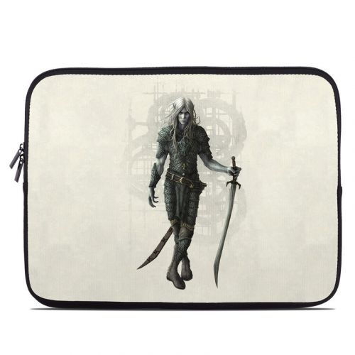 Dark Elf Laptop Sleeve