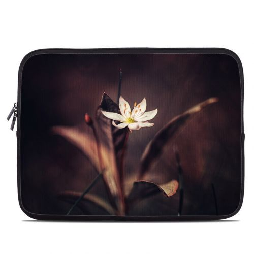 Delicate Bloom Laptop Sleeve